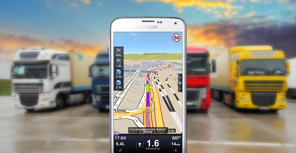 Best Gps For Truckers >> The Best Truck Gps Guide My Cdl Training